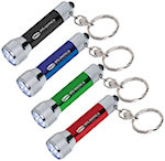Aluminum Flashlight Keychains